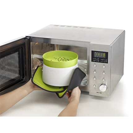 Rice Cooker in microwave