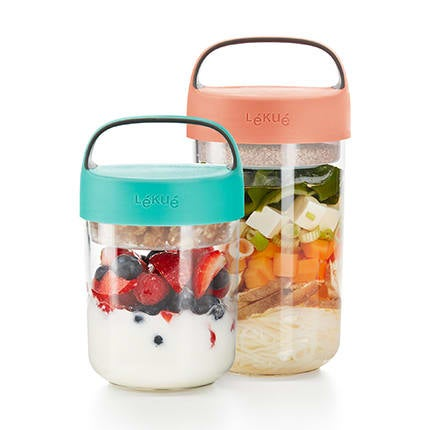 Jar to Go 400ml and 600ml