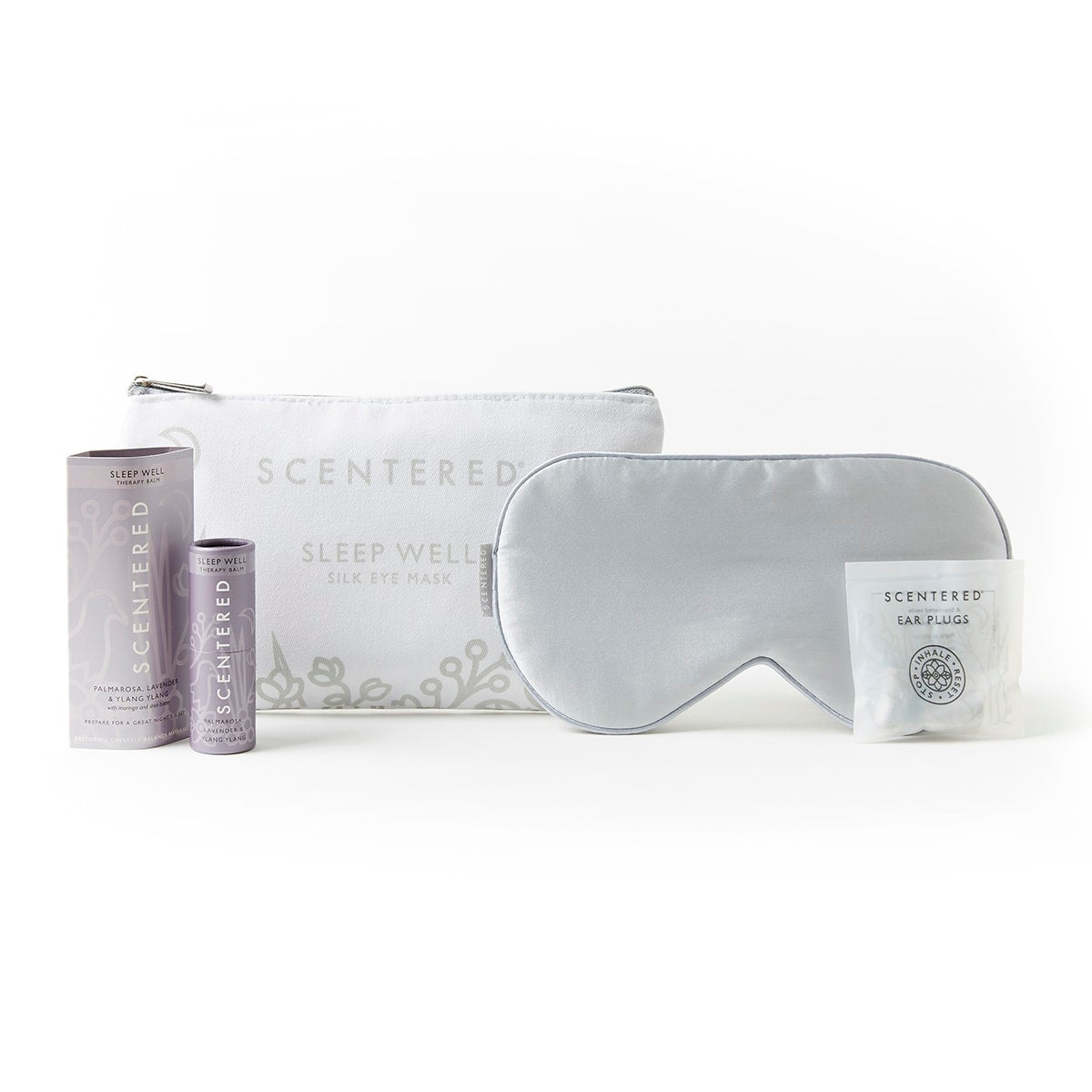 Scentered - Luxury Wellbeing Sleep Essential Kit