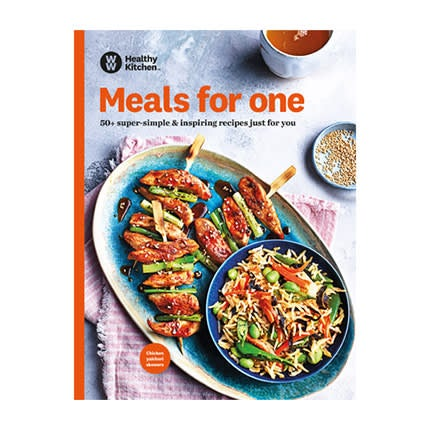Meals for One Cookbook