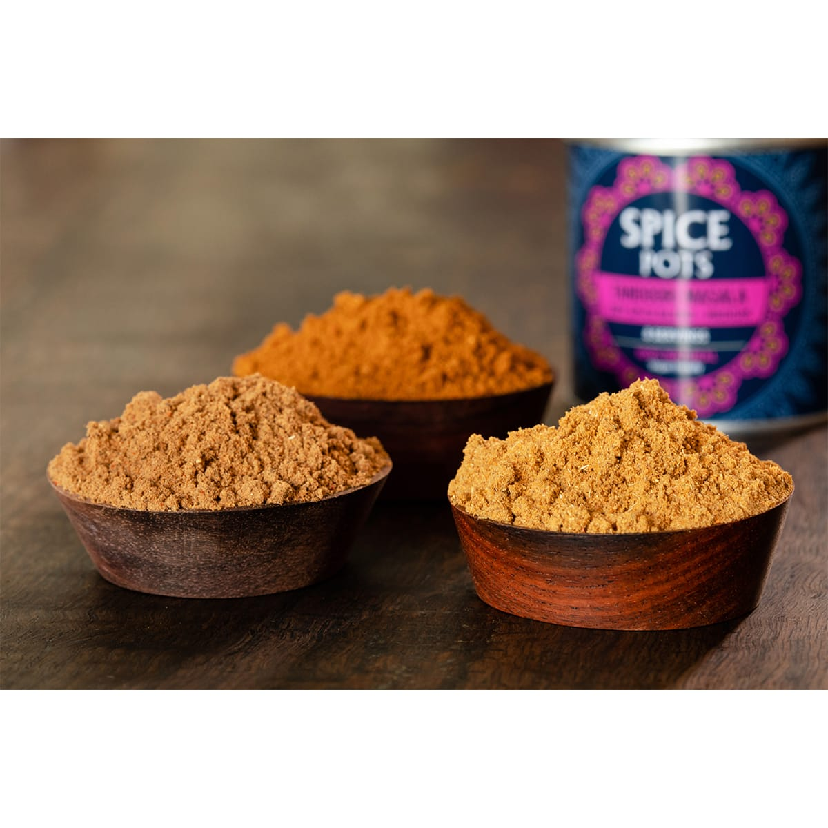 Spice Pots - spices