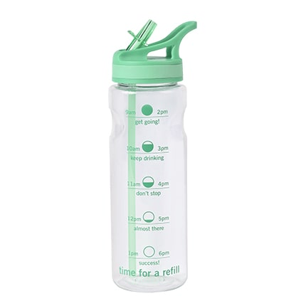 Water Tracking Bottle