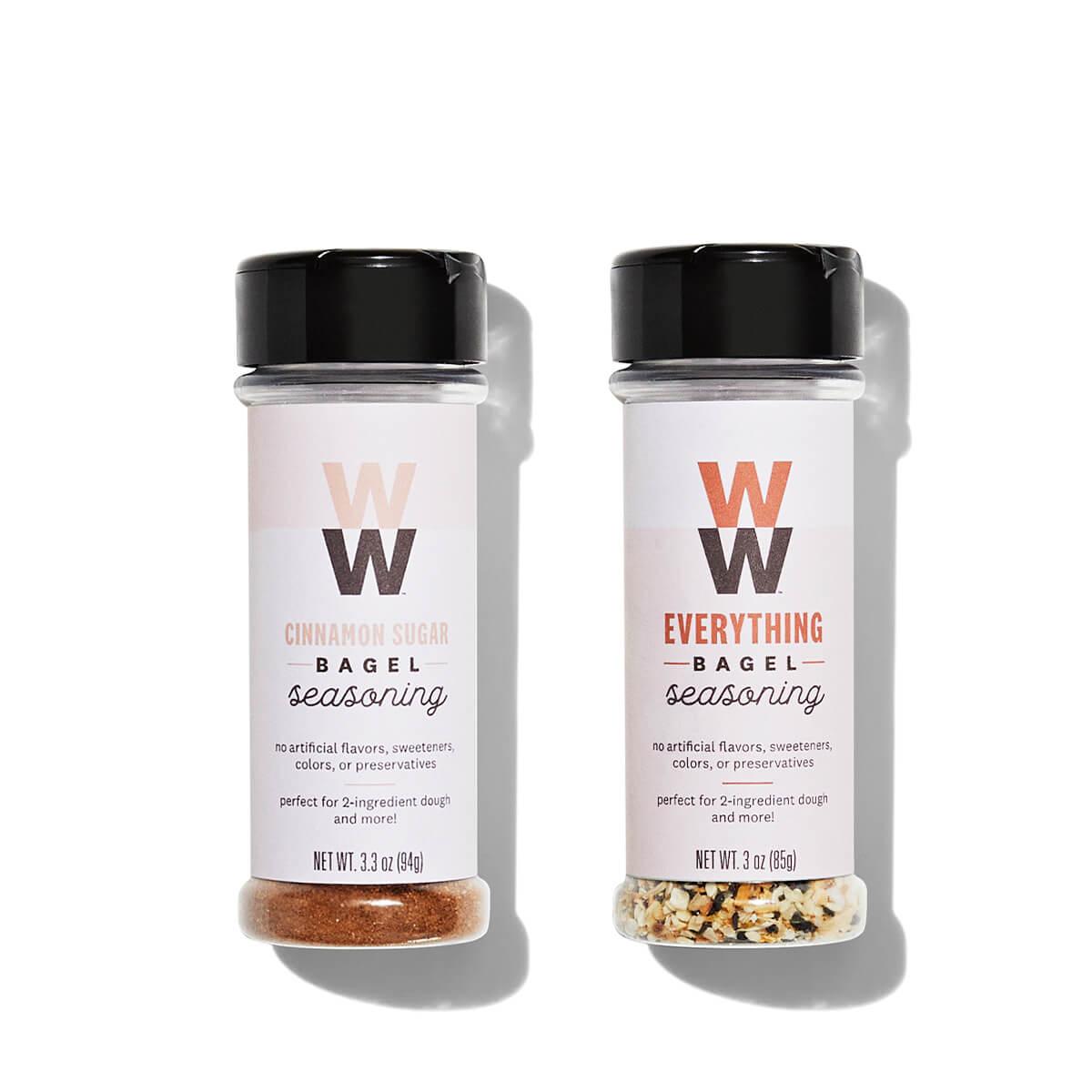 2 Ingredient Bagel Kit - seasoning