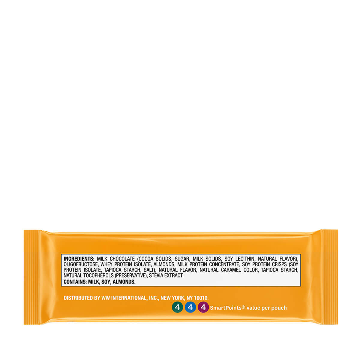 Caramel Protein Bites - back