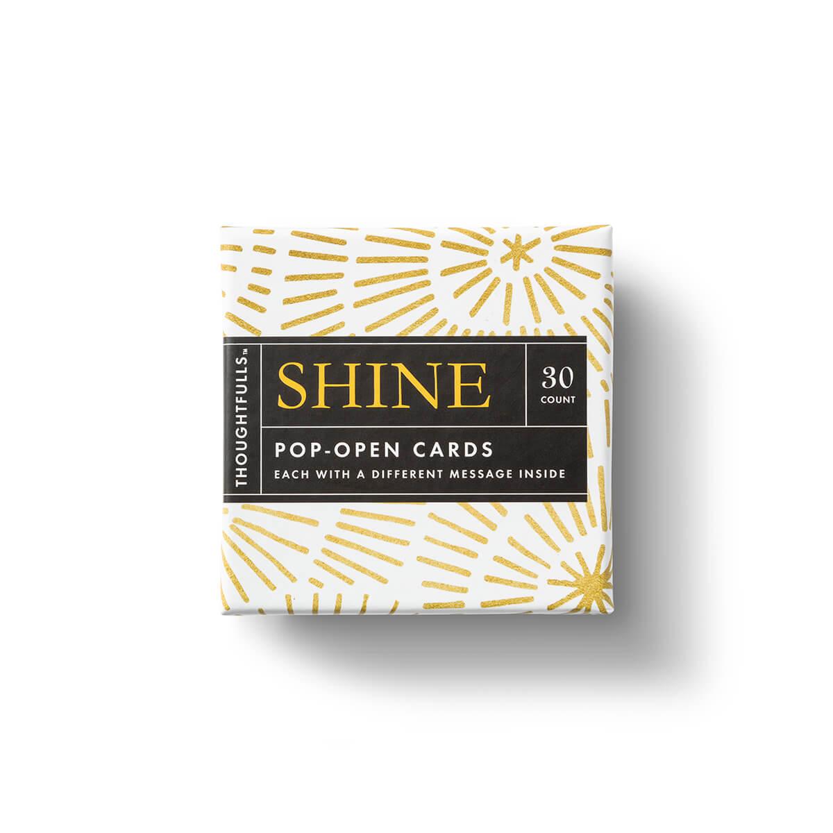 Thoughtfulls Shine Inspirational Cards