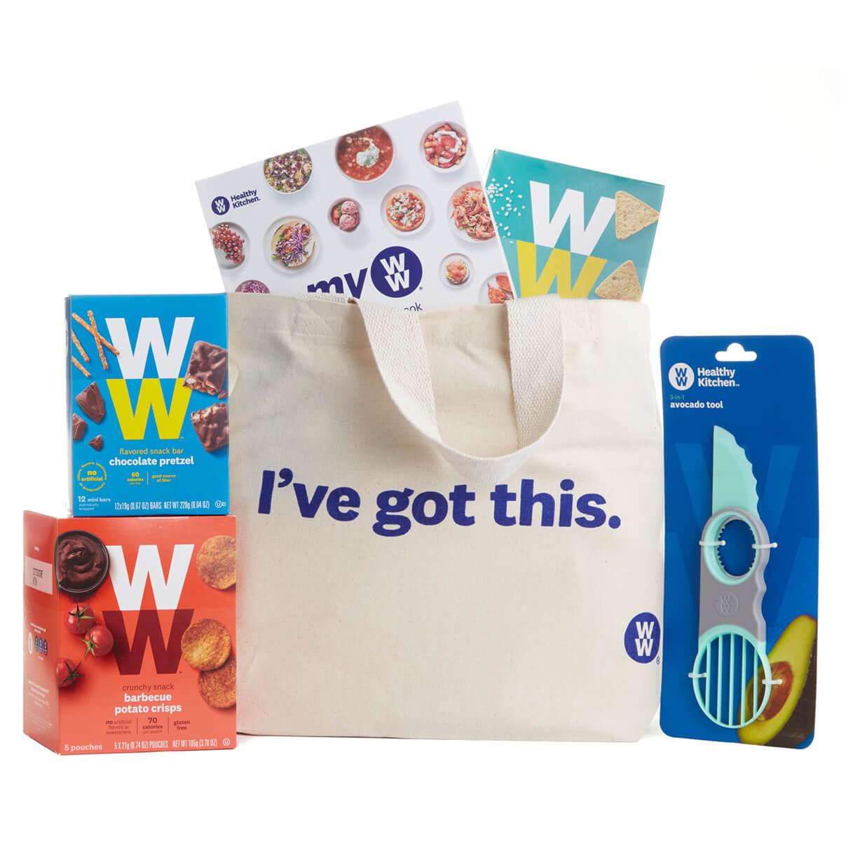 Reusable Tote bag - lifestyle