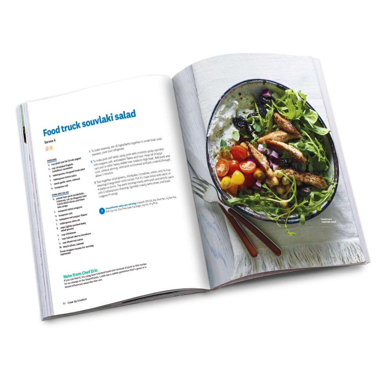 Cook Up Comfort Cookbook - alternate view 2