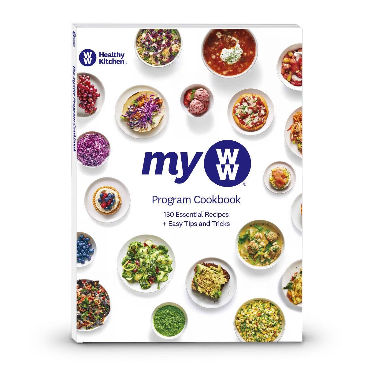 myWW Program Cookbook cover