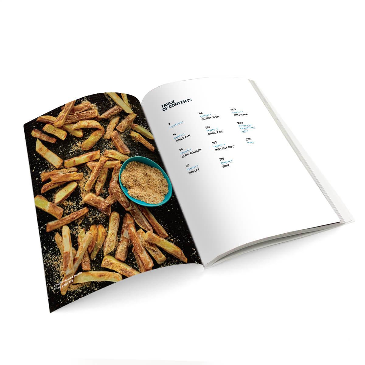 Done in One Cookbook - toc