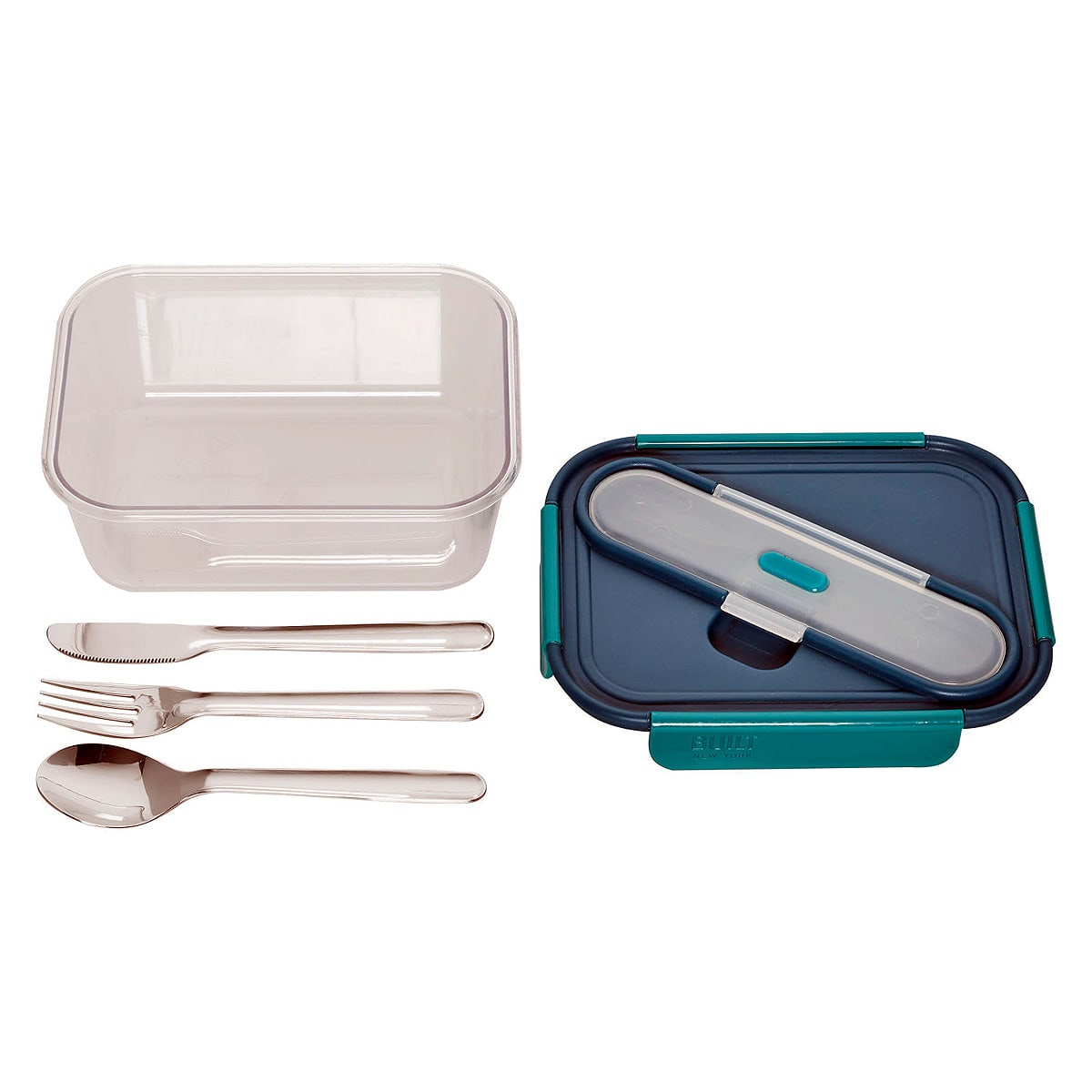 Bento Plastic Lunch Container - lifestyle