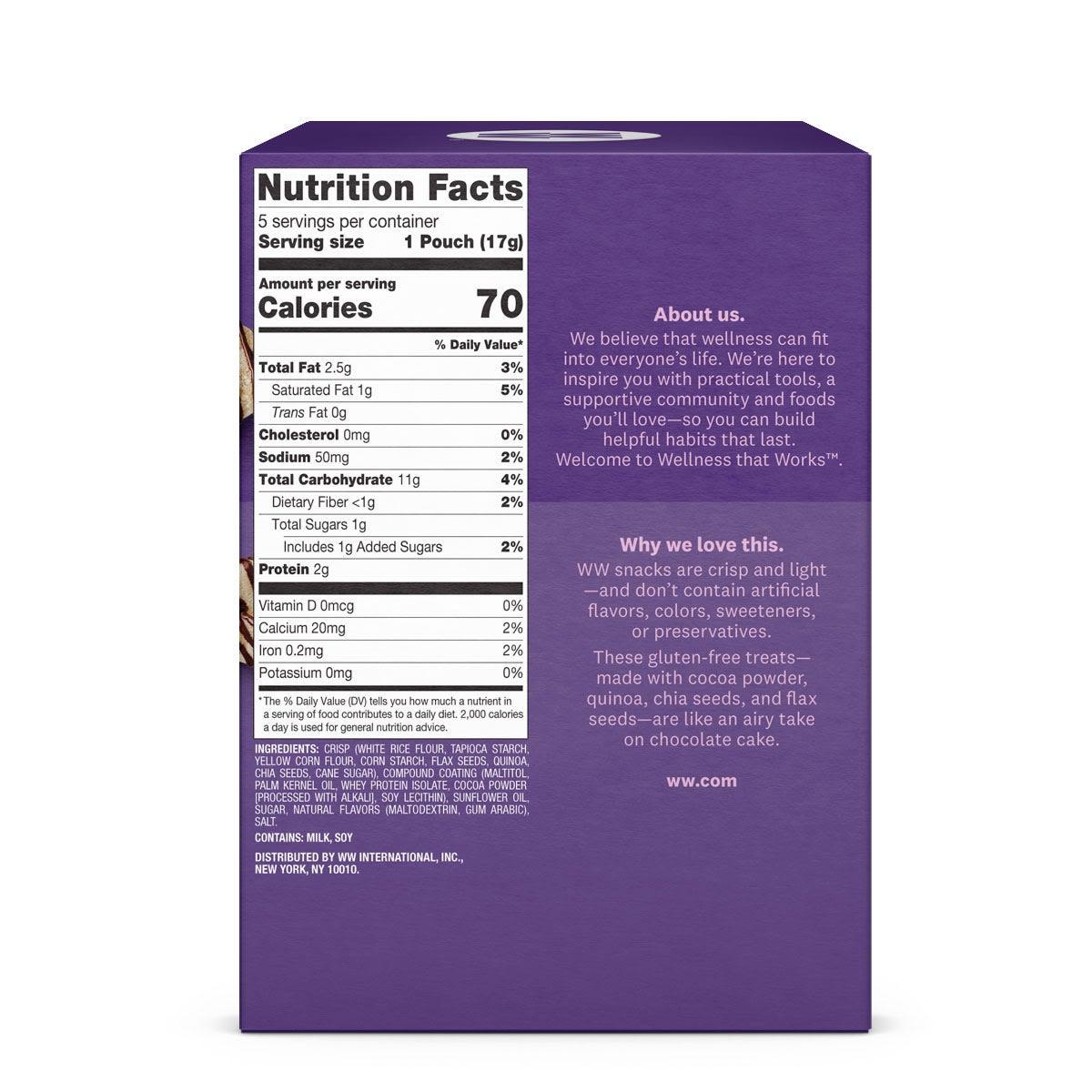 Chocolate Marshmallow Puffs - s2