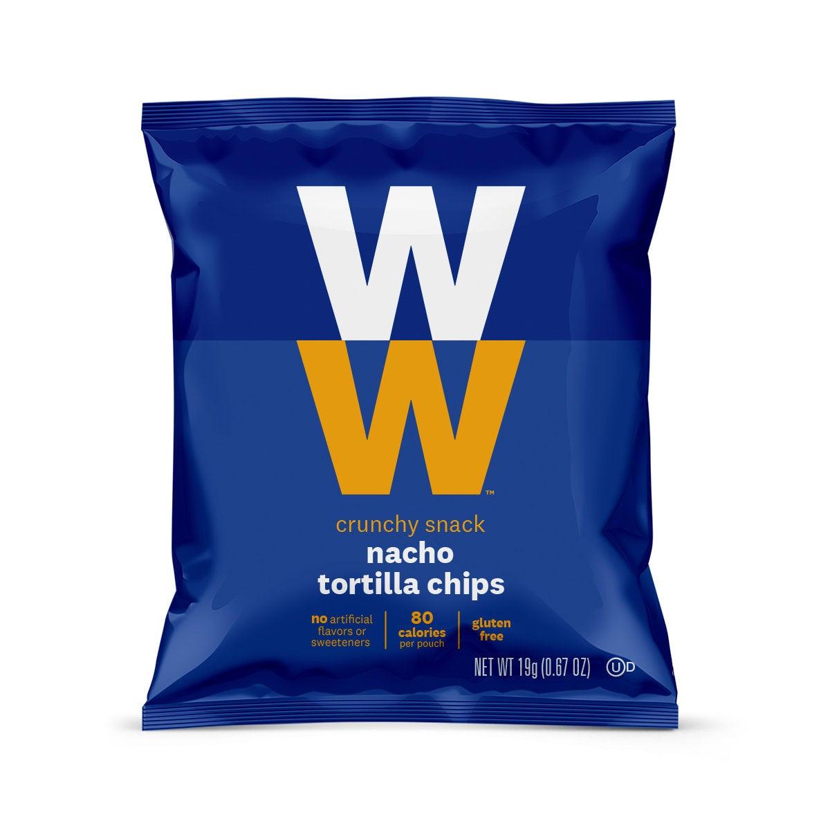 Nacho Tortilla Chips - individual bag