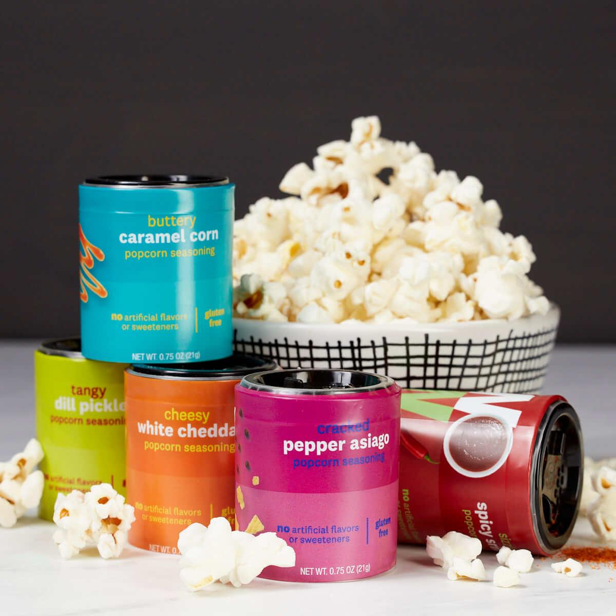 Movie Time Popcorn Kit - lifestyle 2