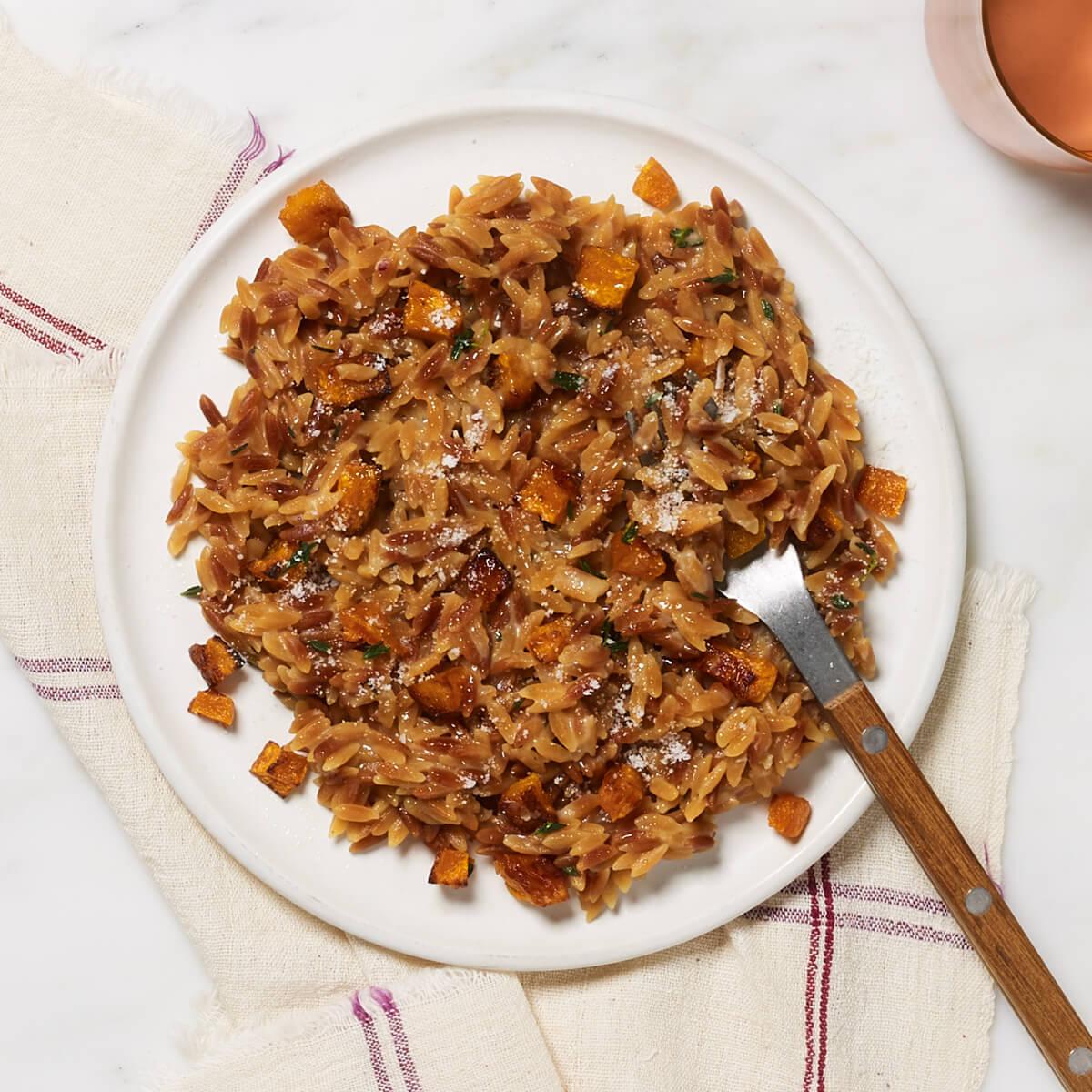 Yellow Lentil Rice - dish