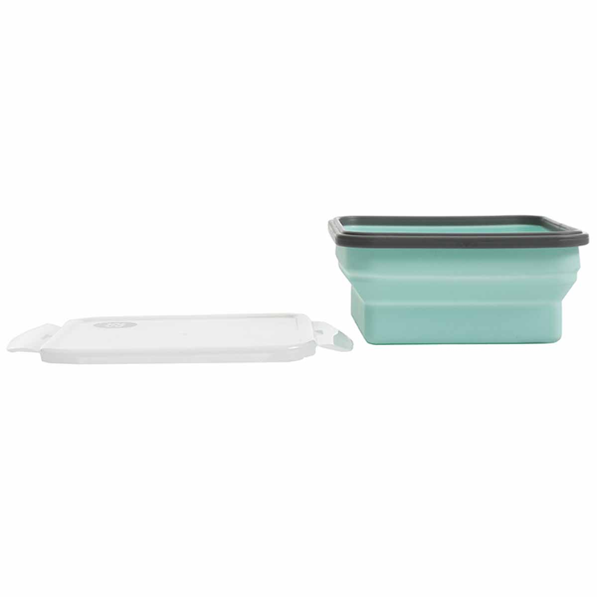 """5"""" Silicone Portion Control Container - alternate view"""