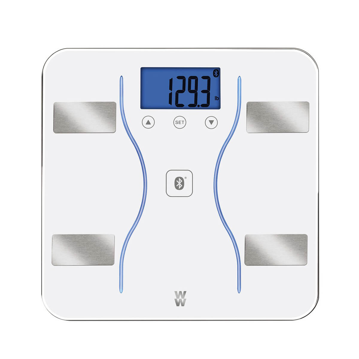 Body Analysis Bluetooth Scale by Conair (White)