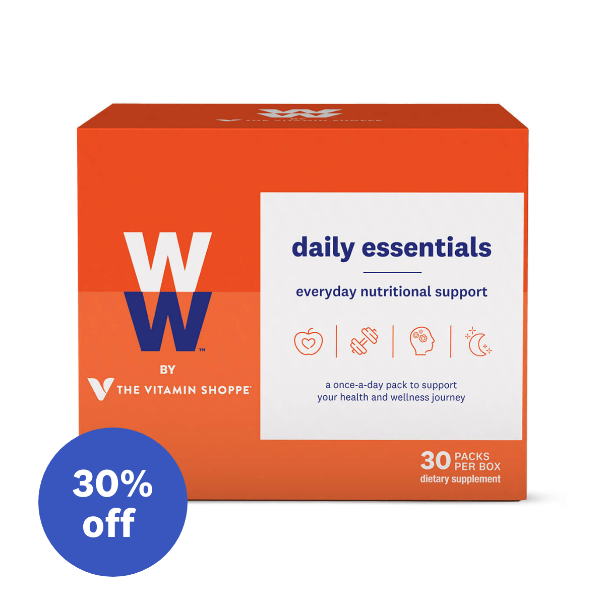 WW by the Vitamin Shoppe Daily Essentials - sale image