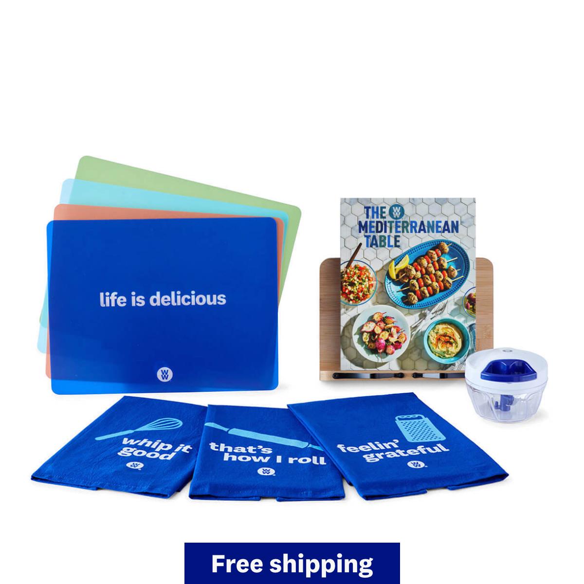 Get Cooking Kit - free shipping