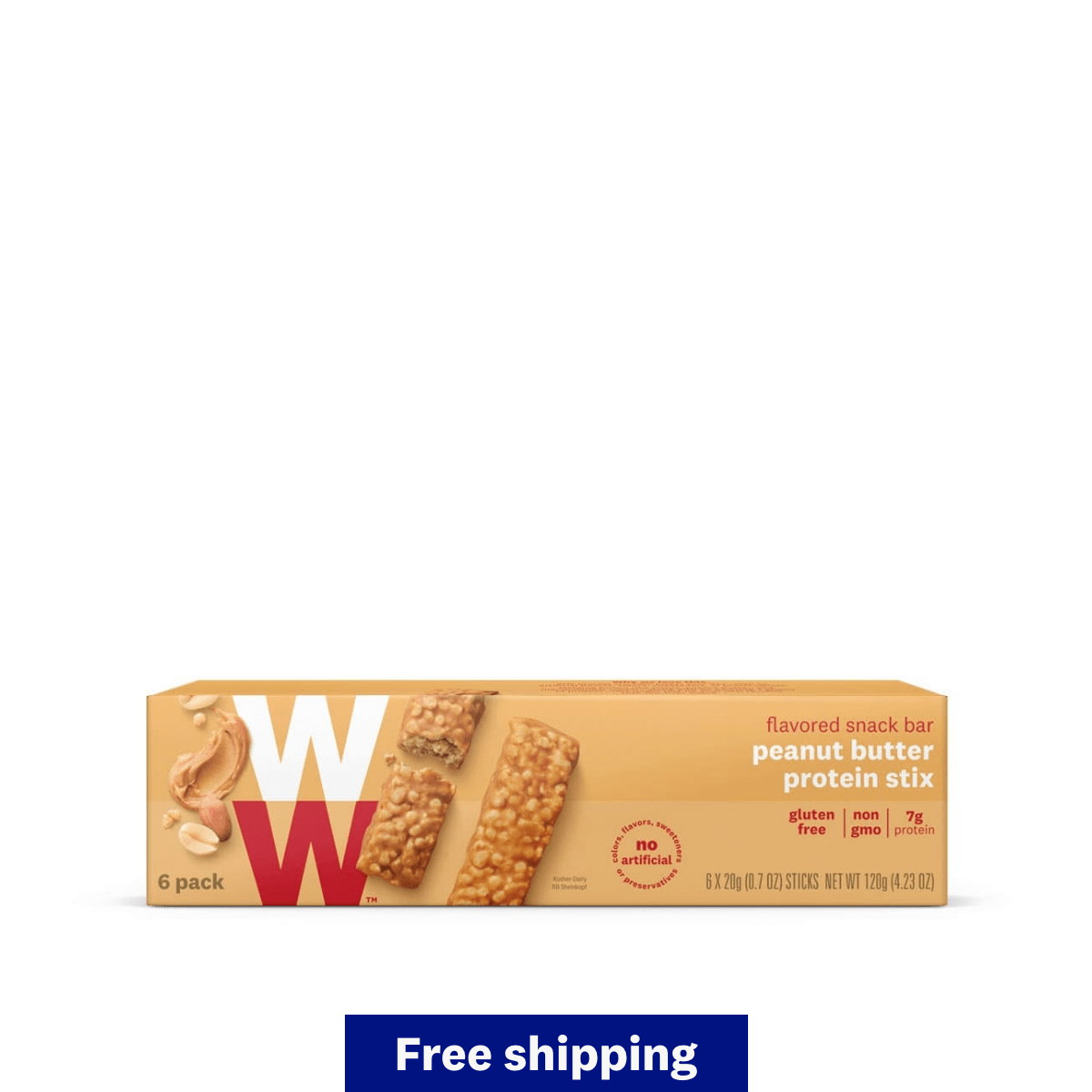 Peanut Butter Protein Stix Value Pack - free shipping