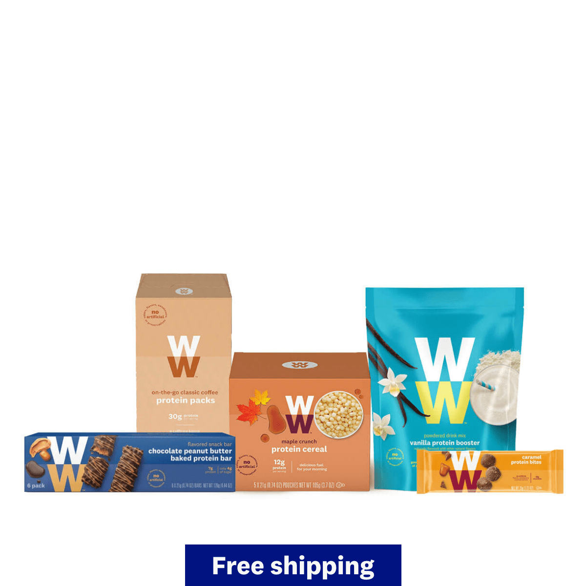 Protein Power Set - free shipping