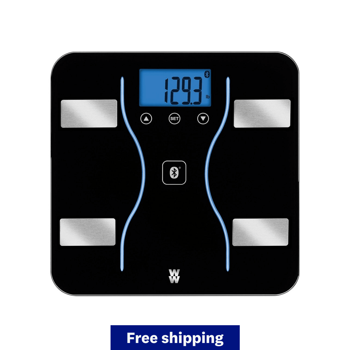 Body Analysis Bluetooth Scale - free shipping banner