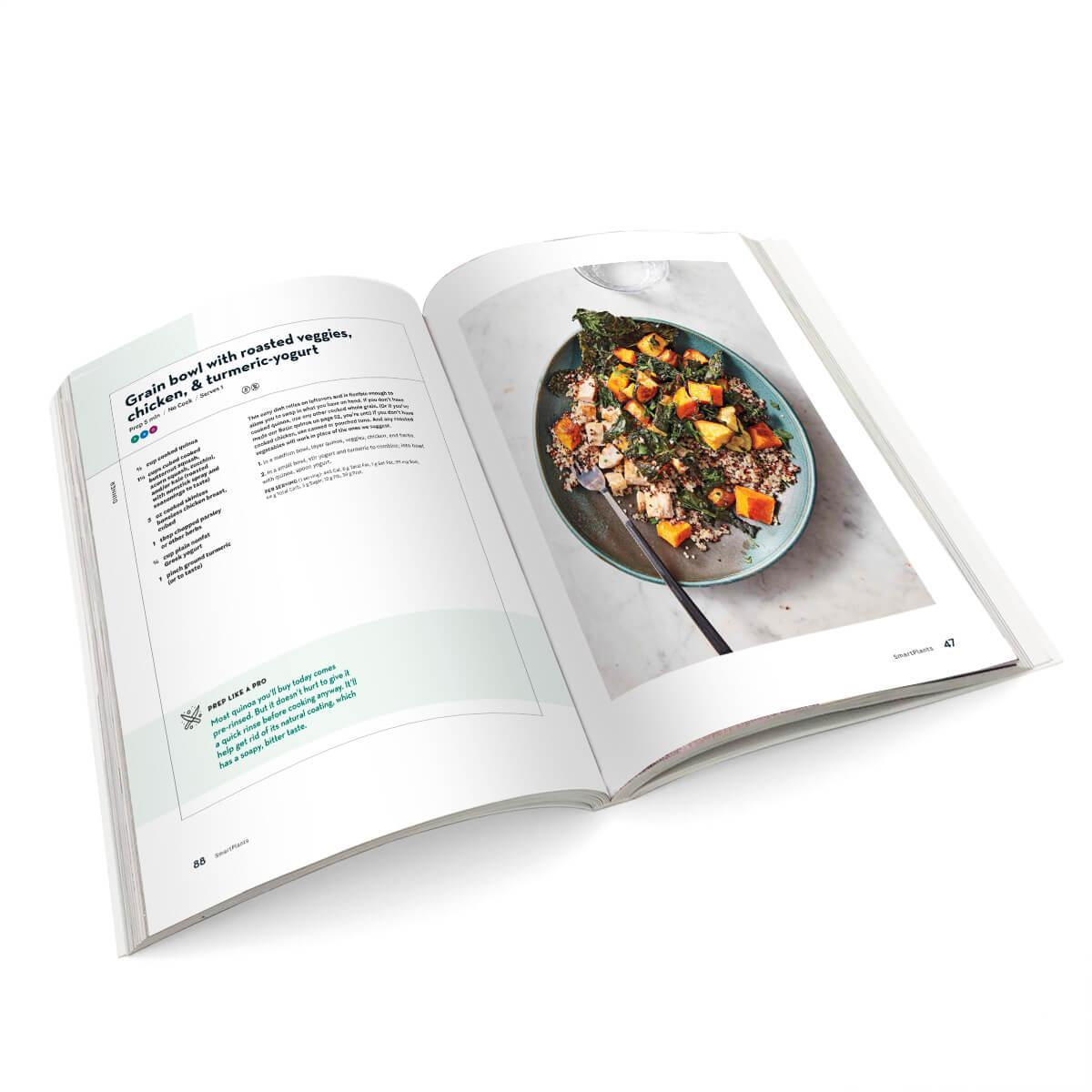 SmartPlants Cookbook - recipe 1