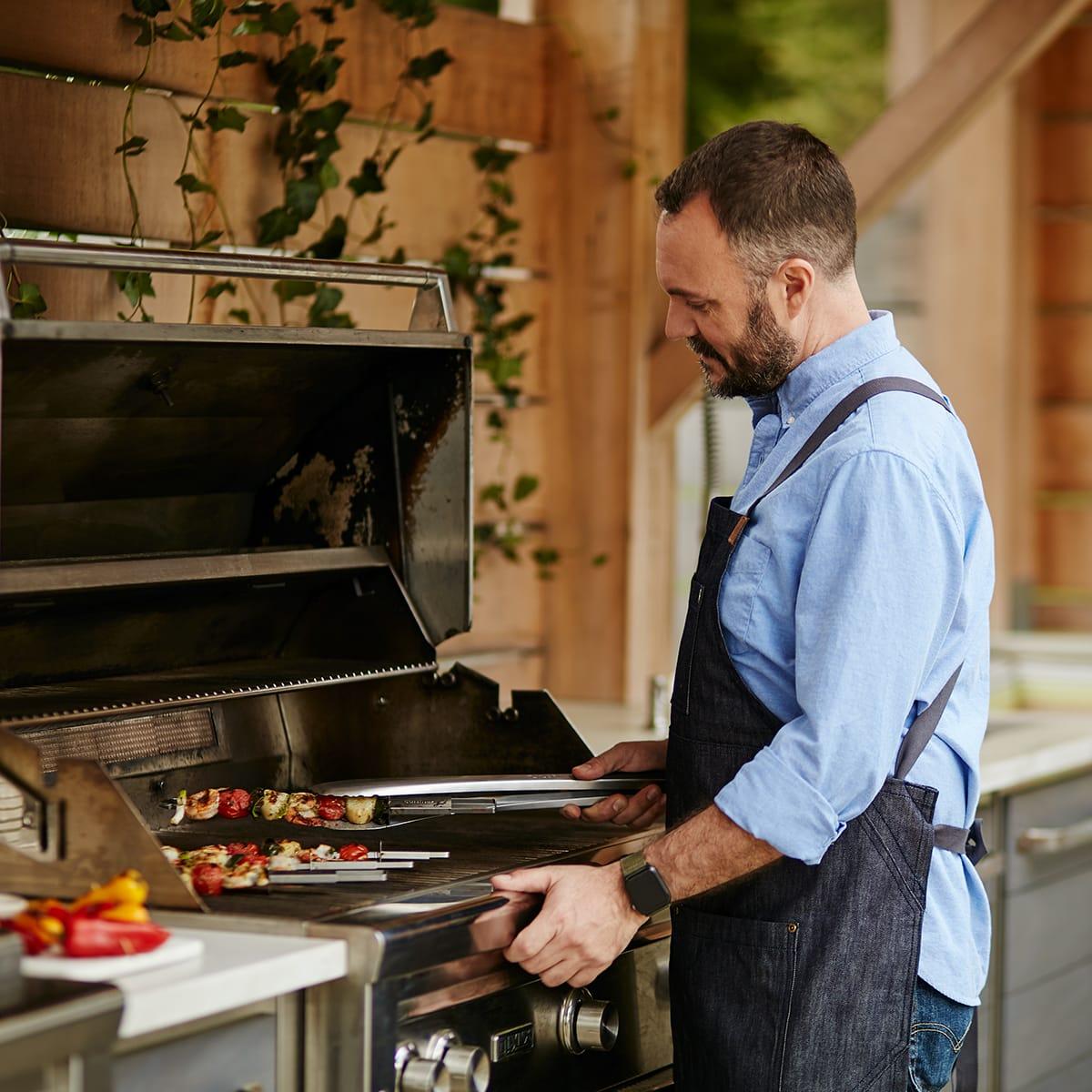 Cuisinart Sliding Skewers - grill