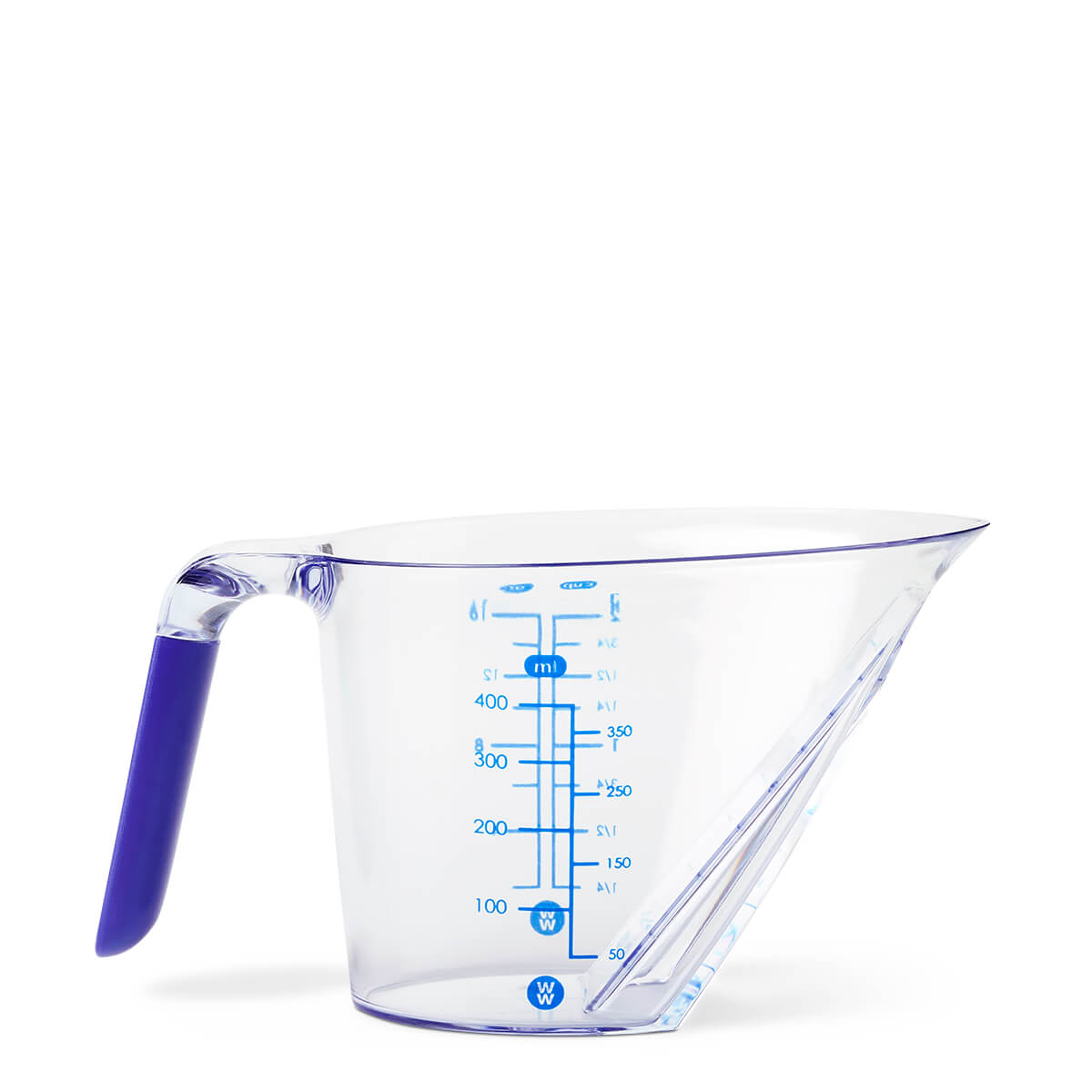 Angled Measuring Cup