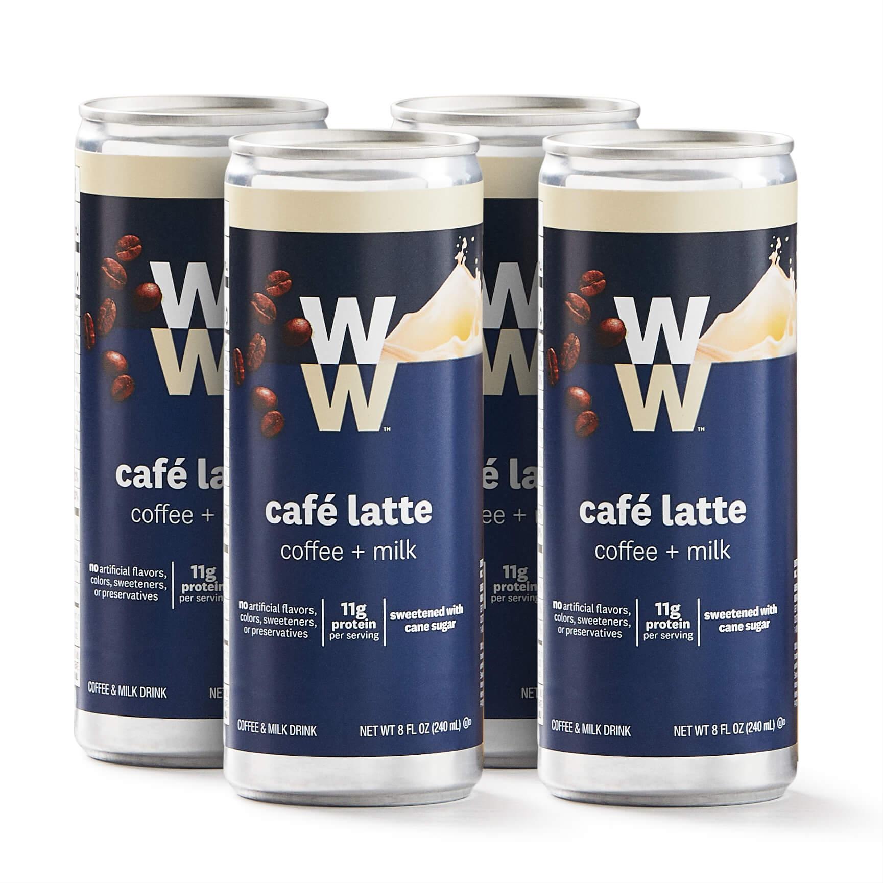Cafe Latte - 4 cans
