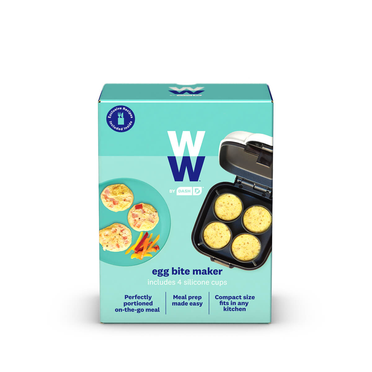 WW by Dash Egg Bite Maker - front
