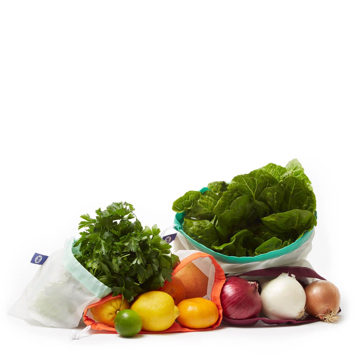 WW Reusable Produce Bags - lifestyle