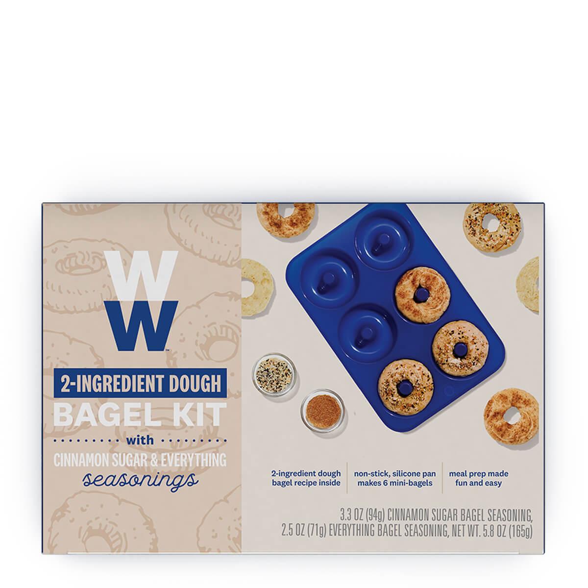 2 Ingredient Bagel Kit