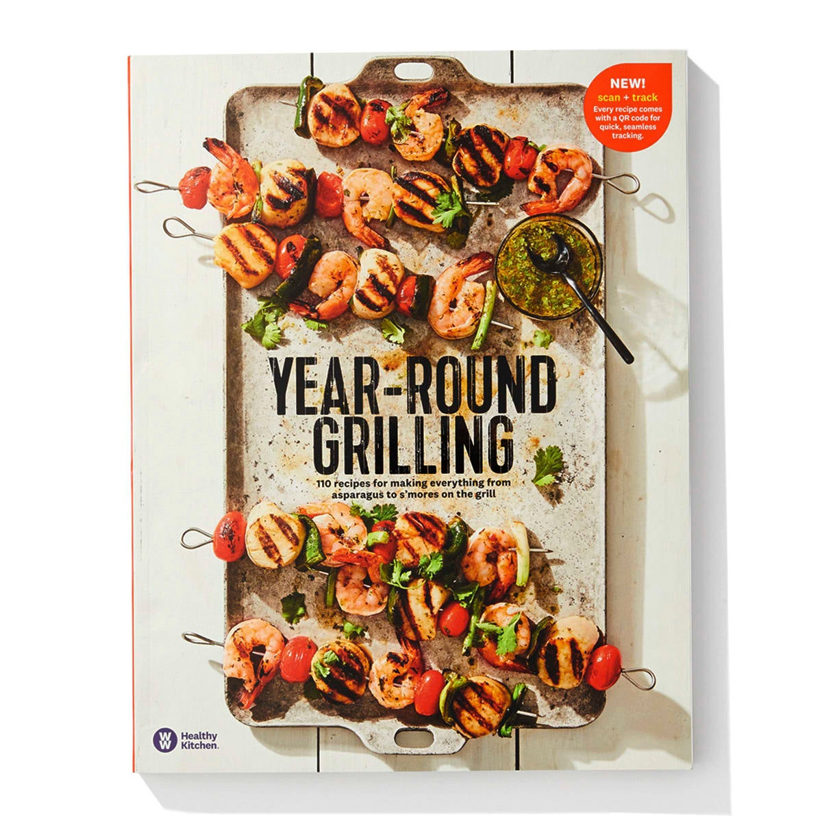 Year Round Grilling Cookbook