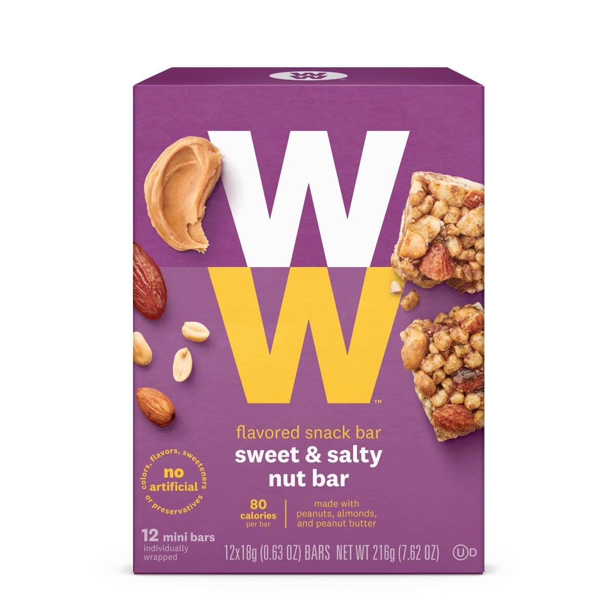 Sweet and Salty Nut Mini Bar