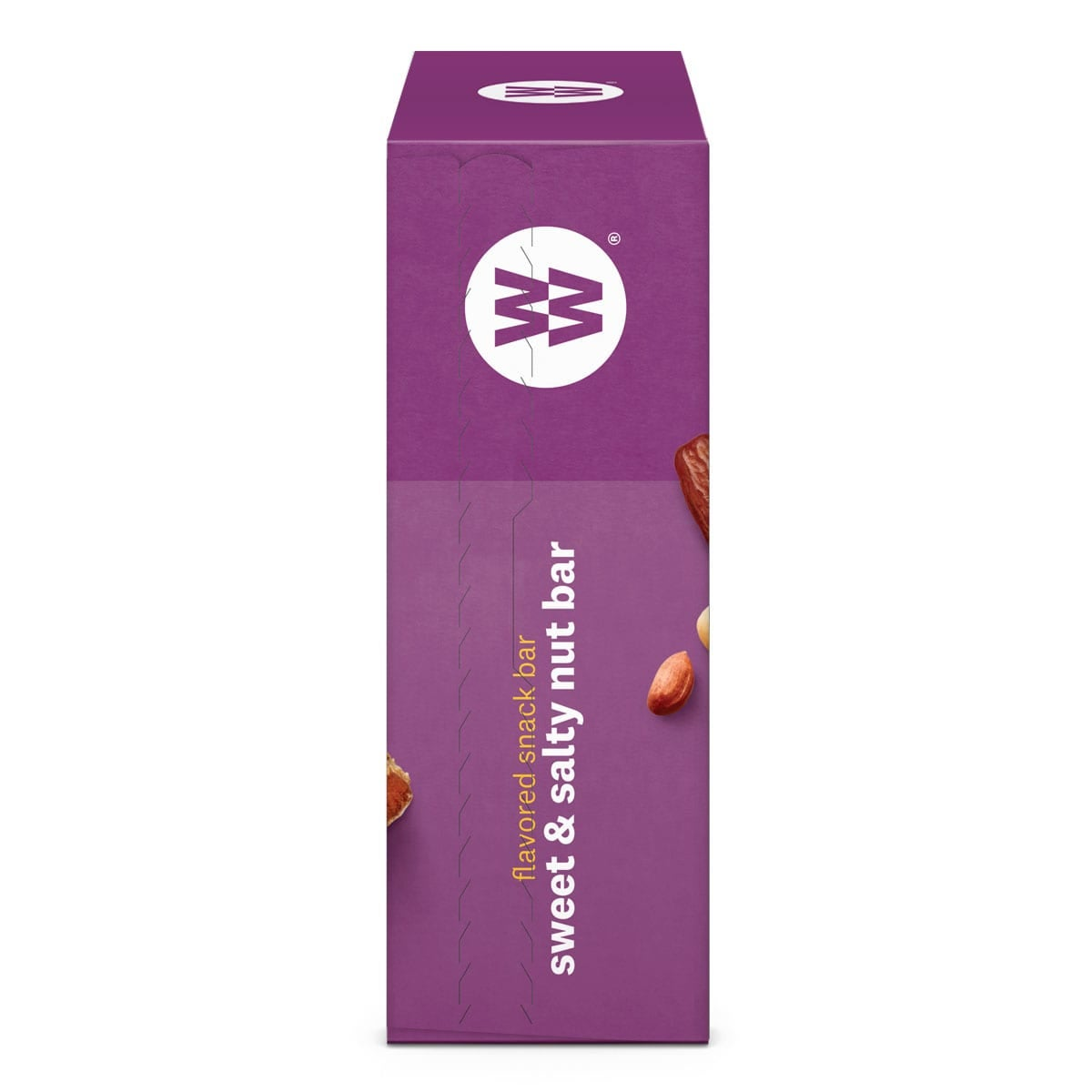 Sweet and Salty Nut Mini Bar - side 1