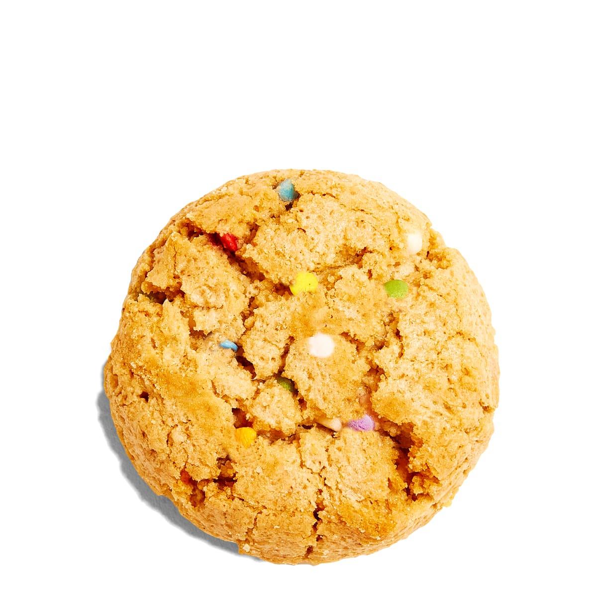 Partake Birthday Cake Soft Baked Cookies, cookie