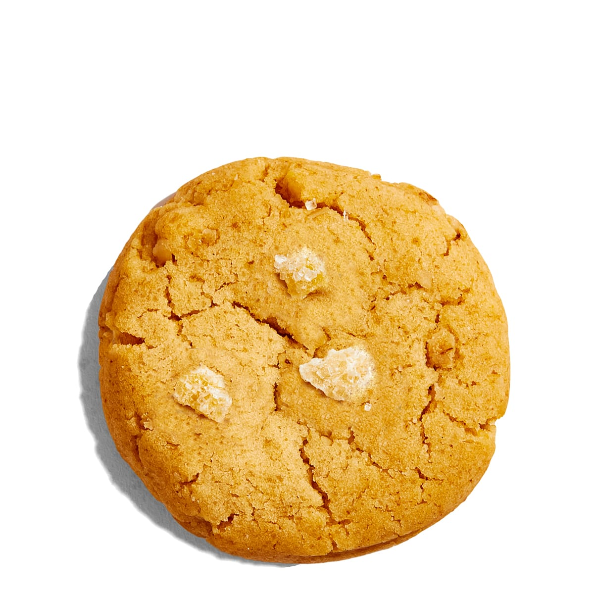 Partake Ginger Snap Soft Baked Cookies, cookie