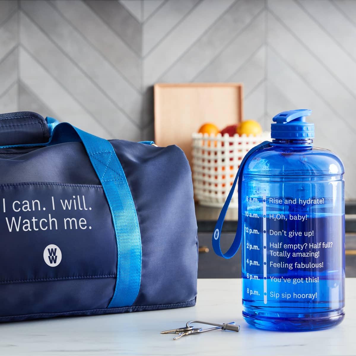 Half Gallon Water Bottle - lifestyle 2