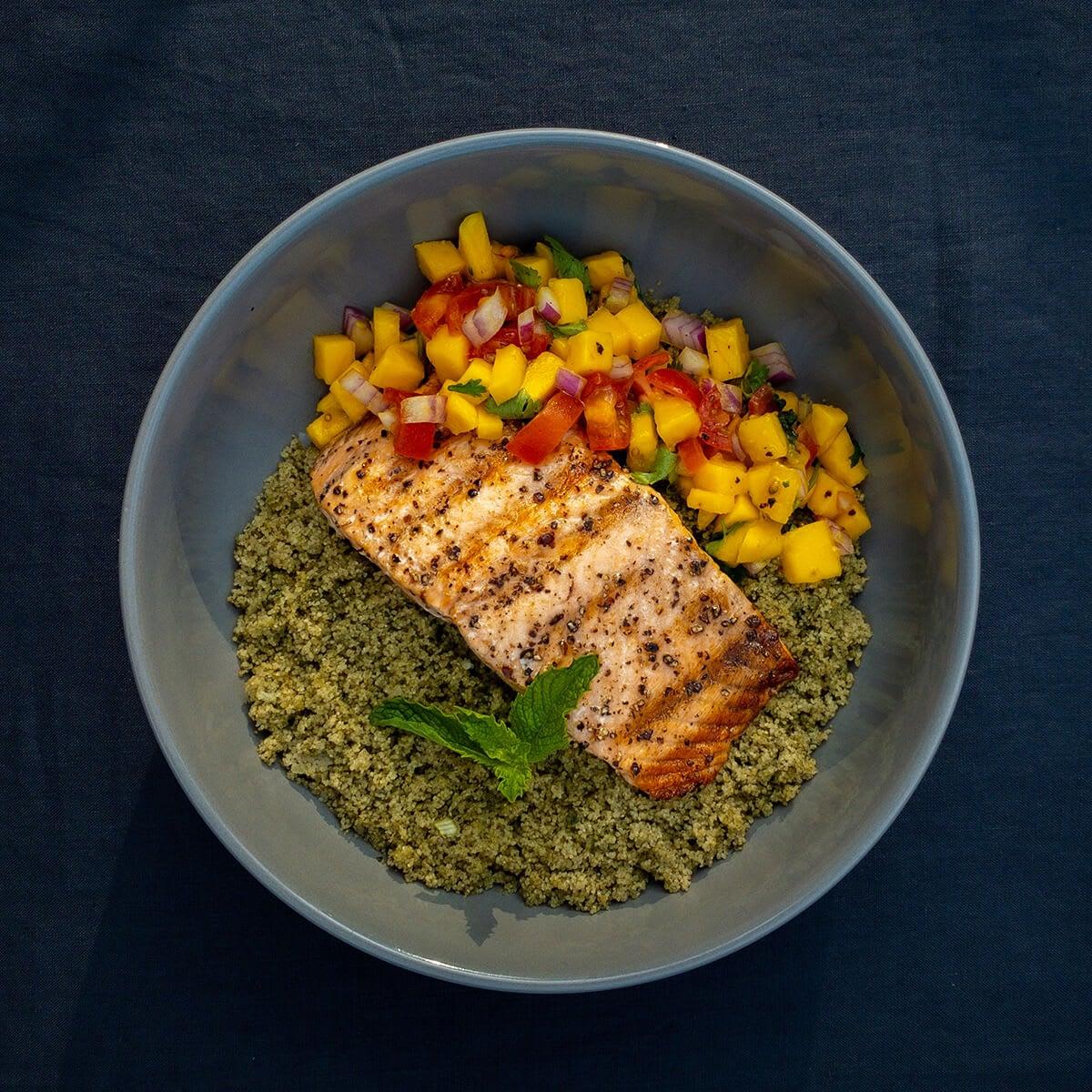 Yolele Greens - recipe 1