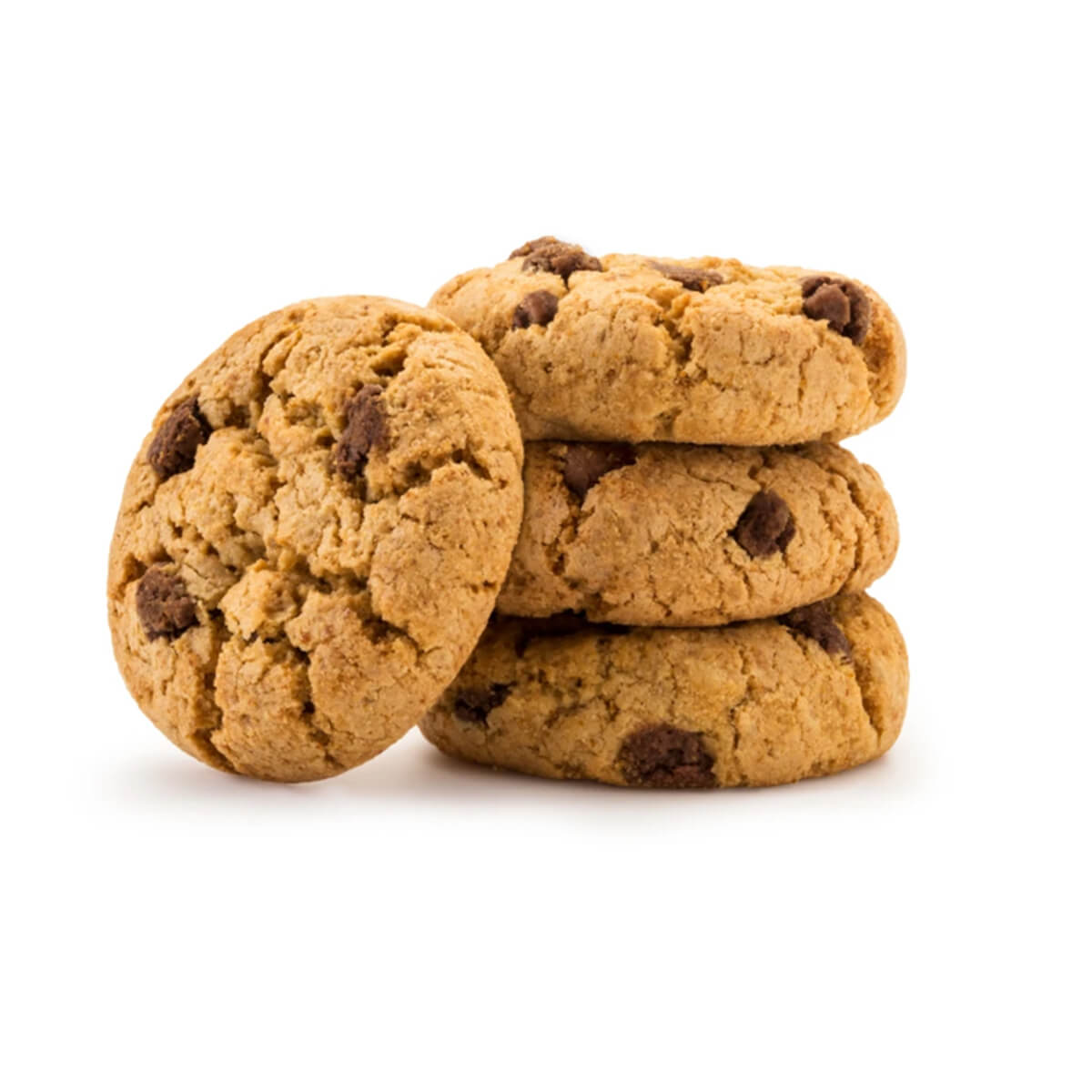 Partake Crunchy Chocolate Chip Cookies - cookie
