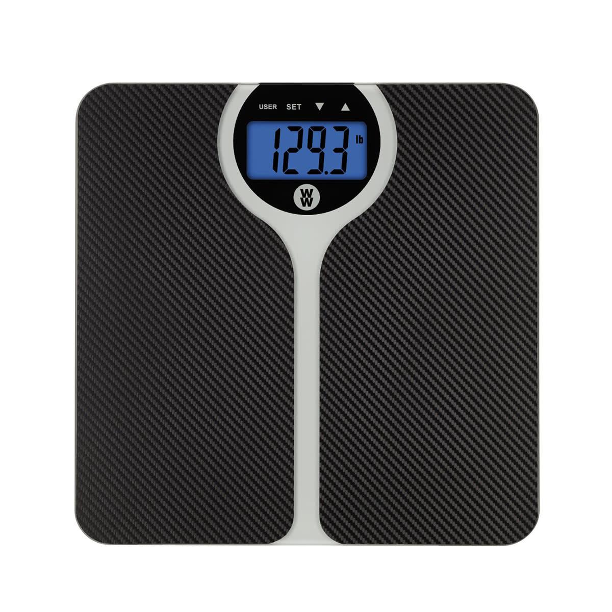 Ww Digital Weight Scale, Bathroom Weight Scales