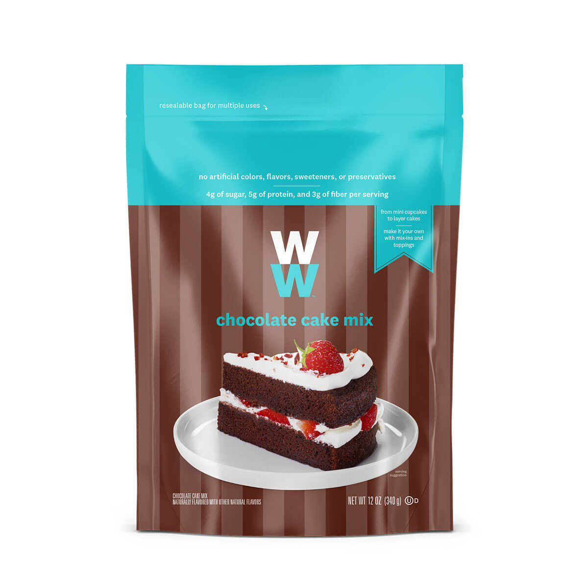 Fudge Brownie Mug Cake Mix Ww Shop Weight Watchers Online Store