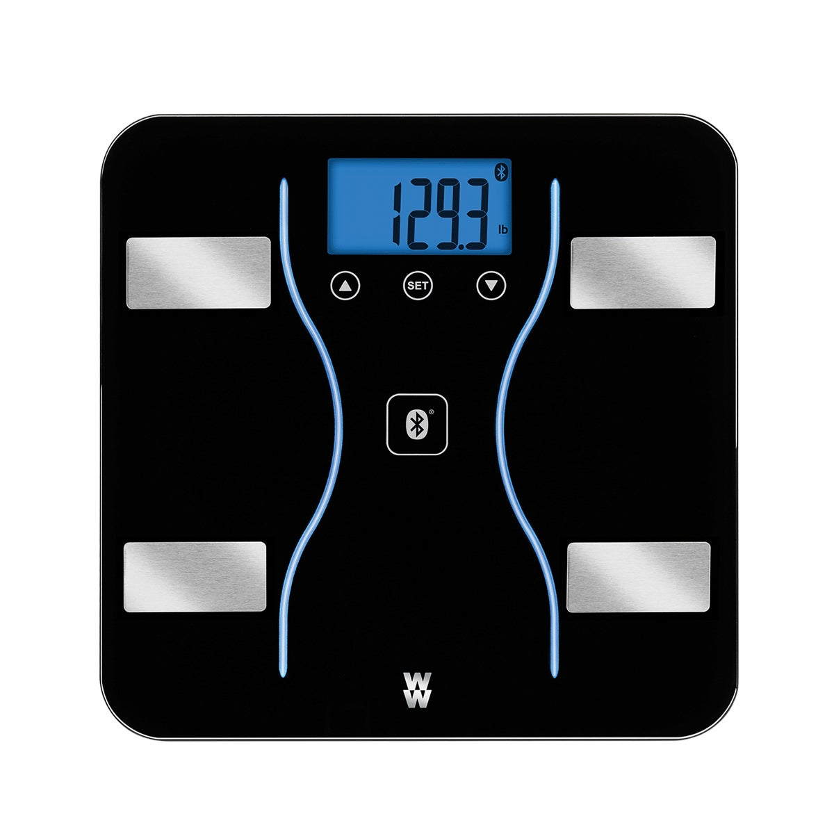 Body Analysis Bluetooth Scale by Conair Weight Watchers | WW