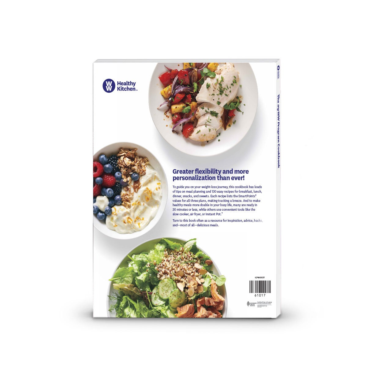 The myWW Program Cookbook - alternate view