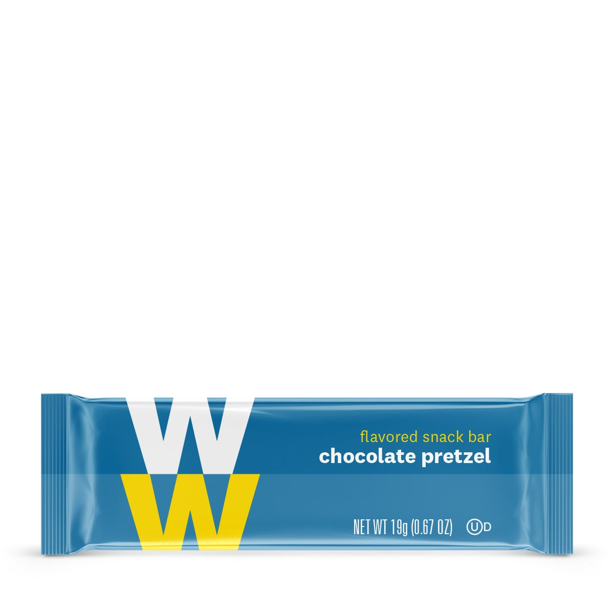 chocolate pretzel - wrapper front