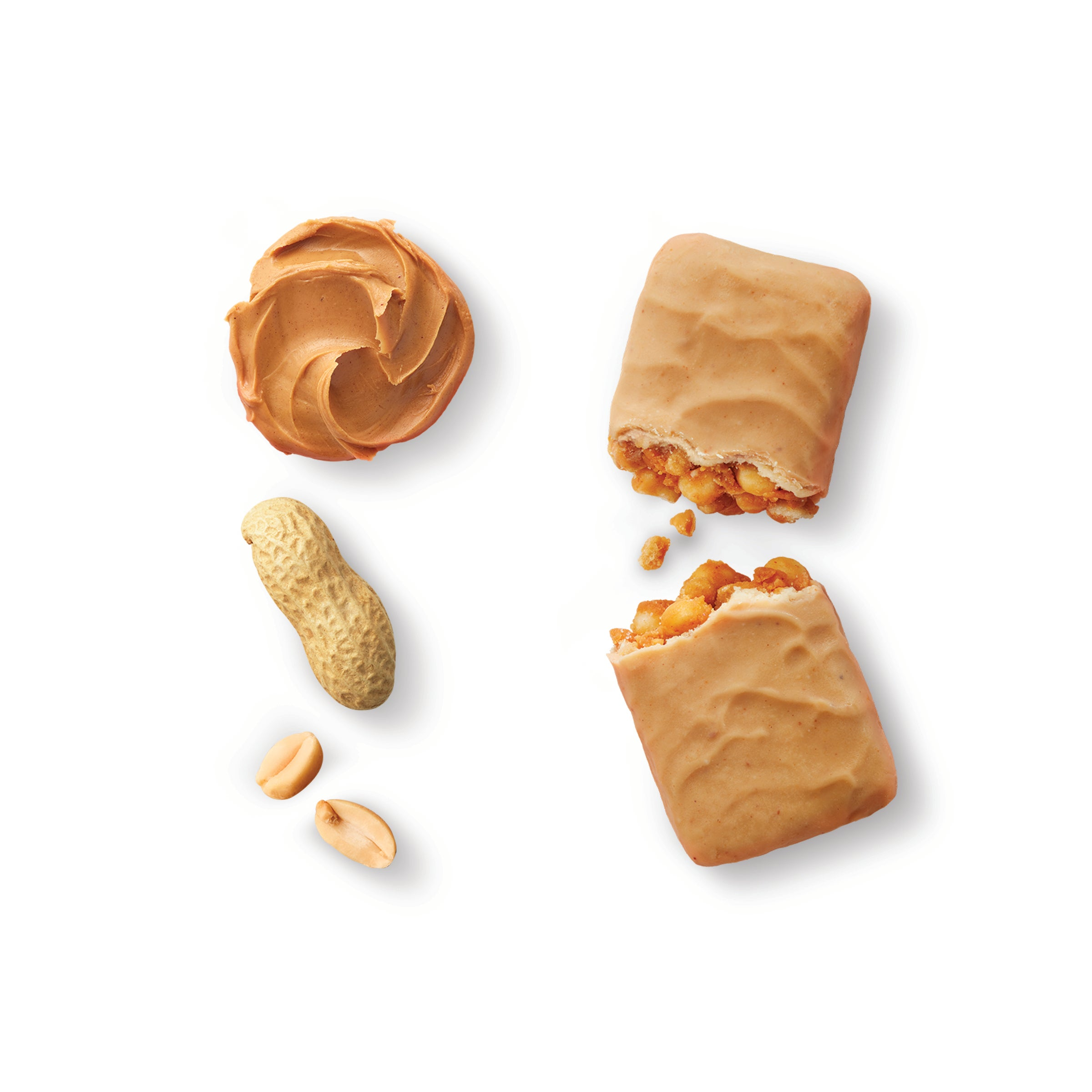 peanut butter mini bar ingredients