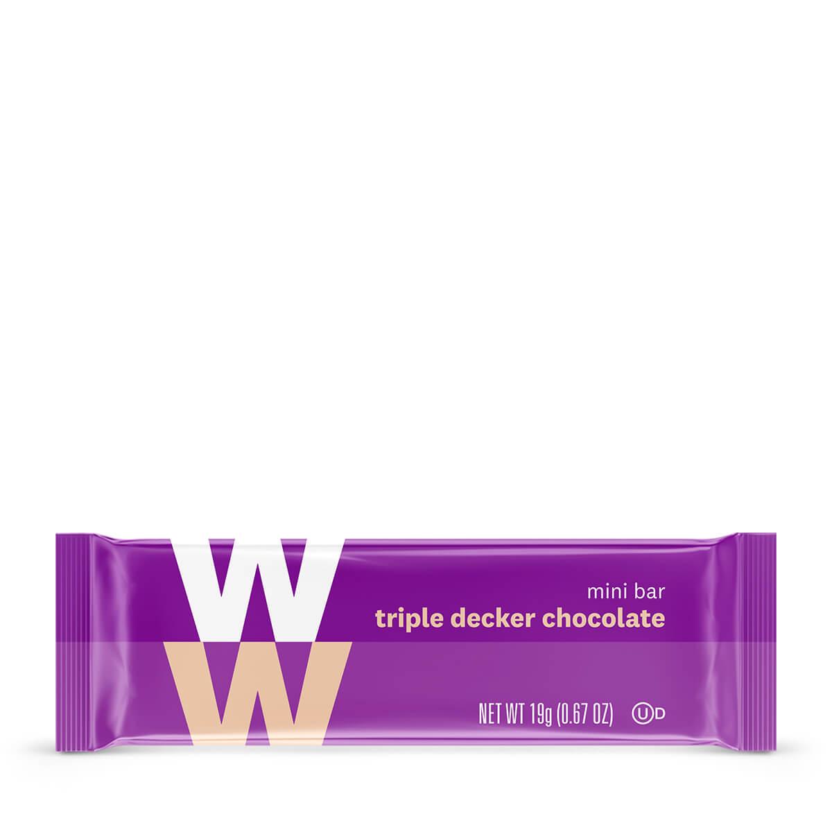 Triple Decker Mini Bar - wrapper
