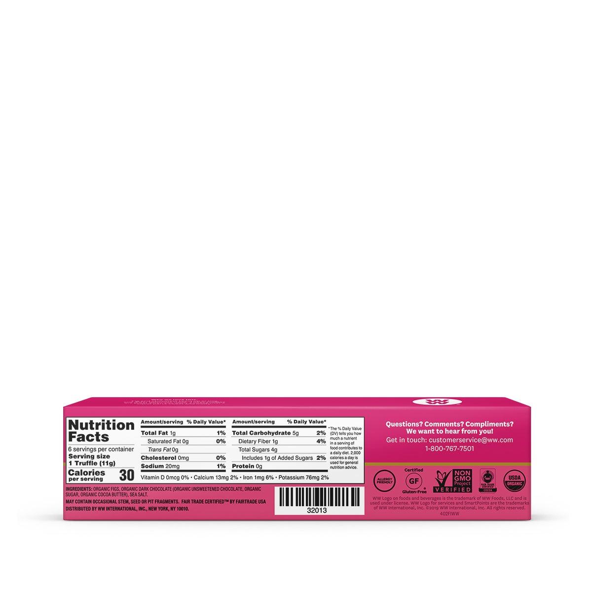 packaging nutritional