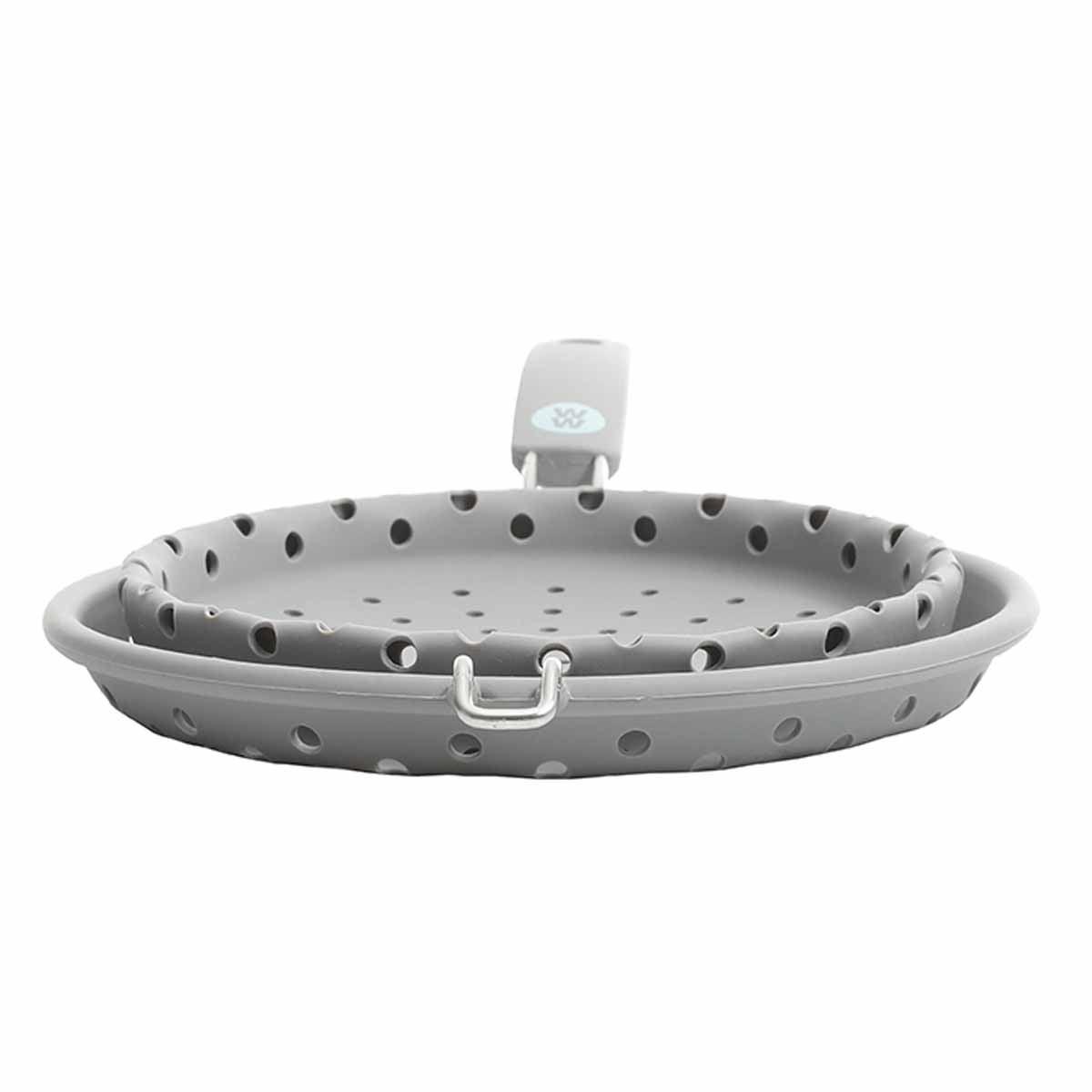 Silicone Steamer Basket & Colander - alternate view