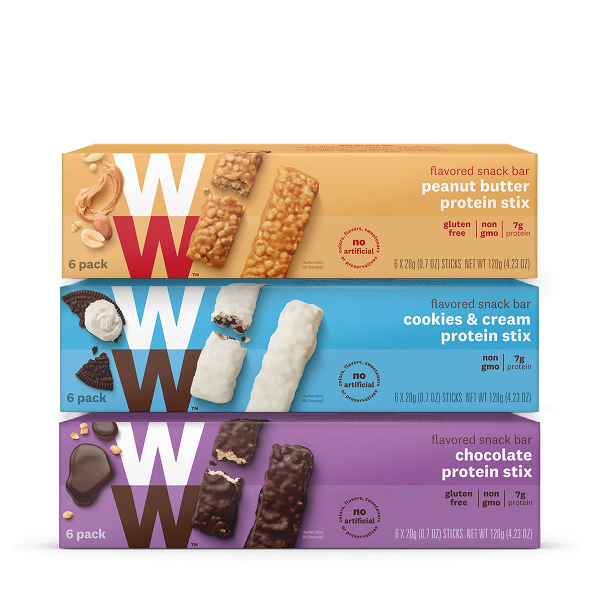 Protein Stix Three Pack